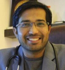 Dr. Prakash Rasadia Emergency Consultant Doctor Janvi Multispeciality Hospital Vadodara