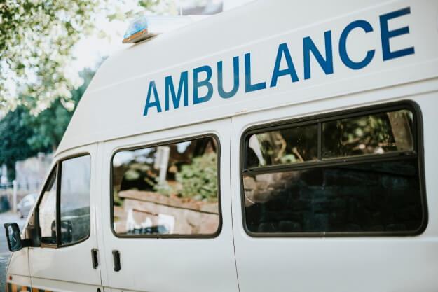 Ambulance Services Janvi Multispecialty Hospital Vadodara