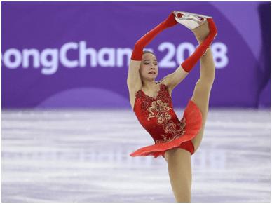 olympic girl